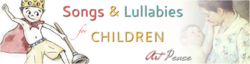 Songs and Lullabies for Children by Liliana Kohann